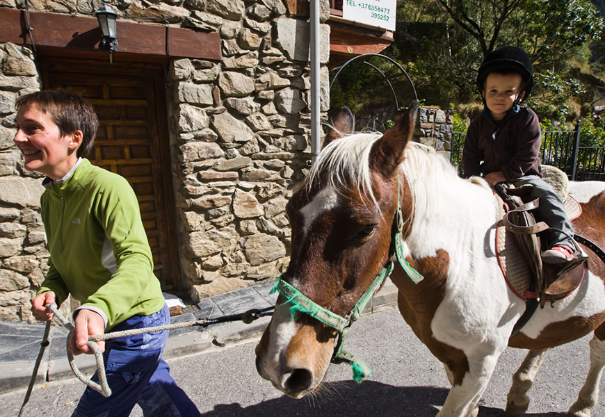 Excursions a cavall
